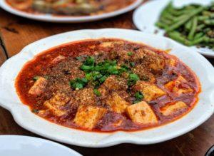 マーラーペッパー 麻婆豆腐