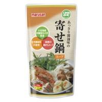 マルサン 鍋スープ