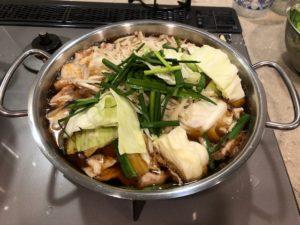 もつ鍋 スープ